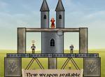 Взрыв средневекового замка