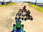 3D гонка на квадроциклах