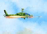 Вертолетный бой