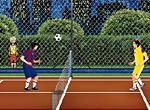 Футбольный теннис