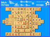Древняя китайская игра Маджонг